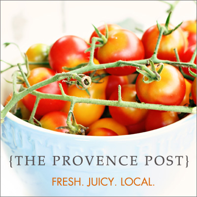 Francophile blog: The Provence Post