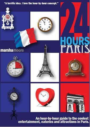 Francophilia May giveaway: &quot;24 Hours Paris&quot;
