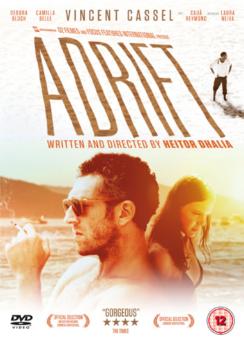 February giveaway: &quot;Adrift&quot;