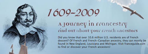 Explore your French ancestry