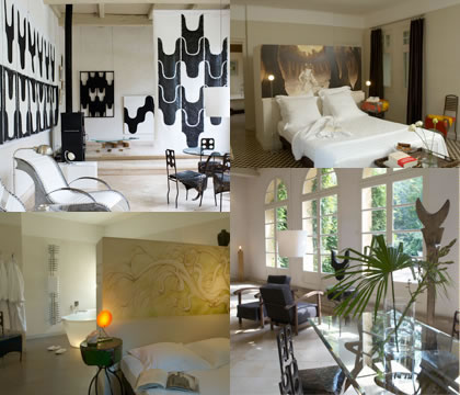 19 exotic accommodations in France