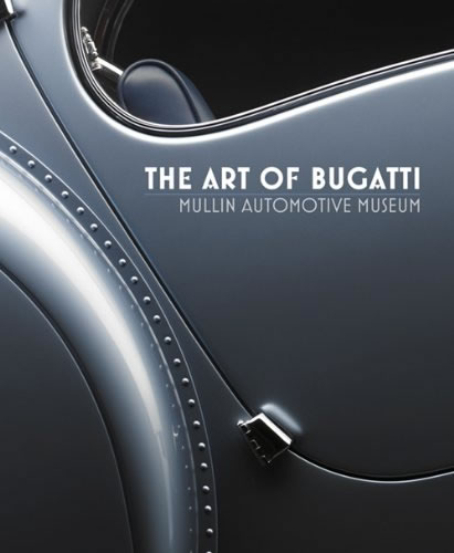 """The Art of Bugatti"" book review"