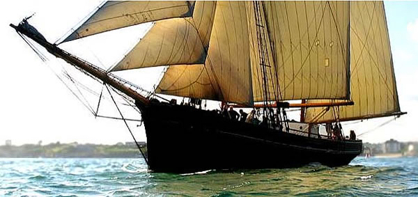 Chteau Smith Haut Lafitte to ship wines by sailing ship