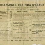 CataloguePrixAmour