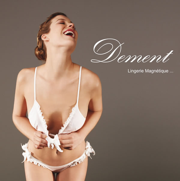 French brand Dement launches magnetic lingerie