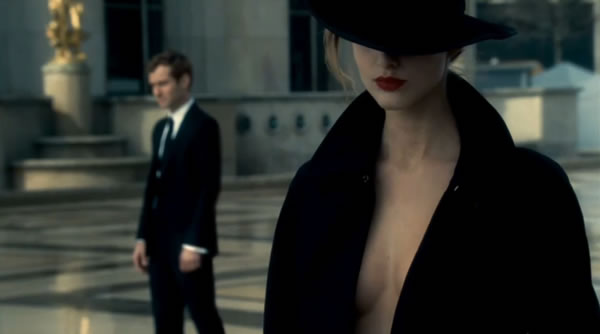 Dior Homme mini-movie by Guy Ritchie, with Jude Law