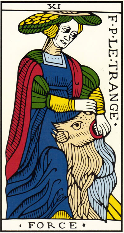 The Tarot of Marseilles
