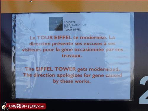 Society for Exploitation of the Eiffel Tower