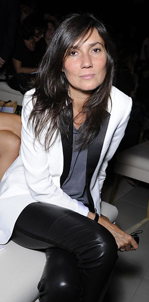 Get the Emmanuelle Alt look (new French Vogue editor)