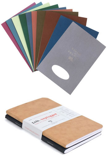 August giveaway: French stationery products from Exaclair