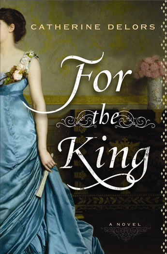 September giveaway: &quot;For the King&quot;