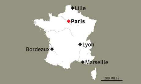Country profile: France