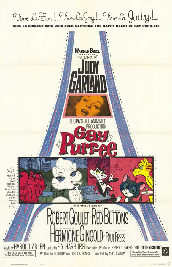 &quot;Gay Purr-ee,&quot; vintage francophilia at its best