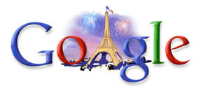 Google French invasion