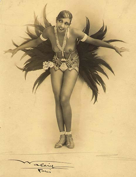 There was a lot more to Josephine Baker than a banana skirt