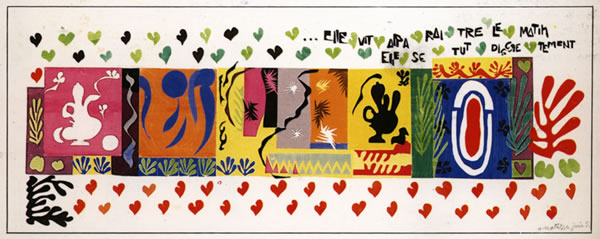&quot;Mille et une nuits&quot; by Matisse