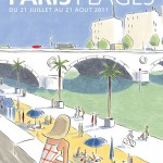 PARISPLAGES-2011poster