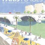 PARISPLAGES-2011poster