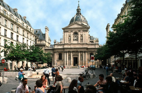 "French universities bicker over Sorbonne ""brand"""