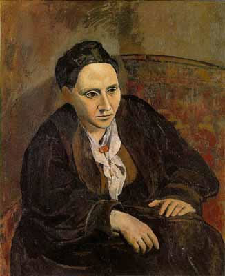 Gertrude Stein &amp; family exhibit: San Francisco to NY to Paris