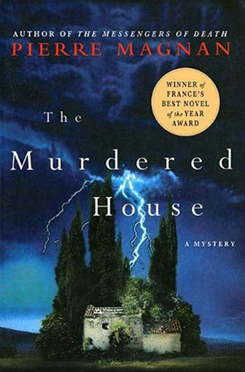 "Francophilia June giveaway: ""The Murdered House"""