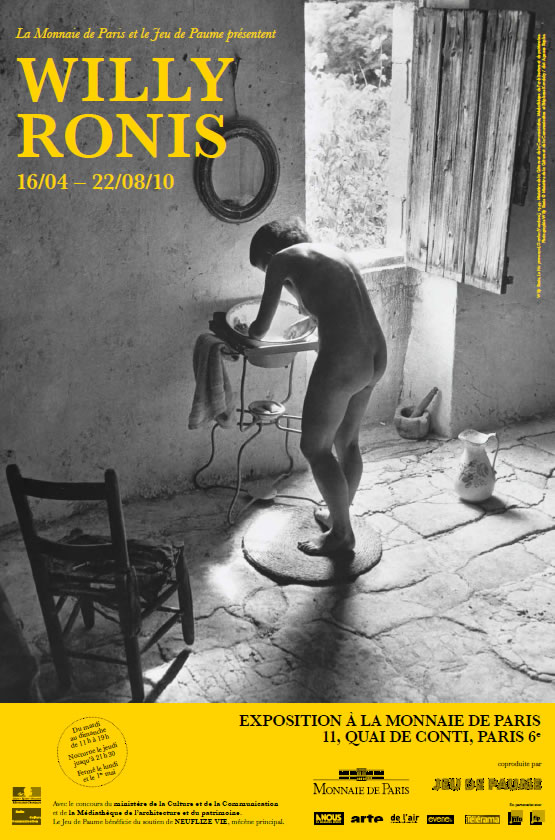 "Willy Ronis, first French photographer to work for ""Life"""