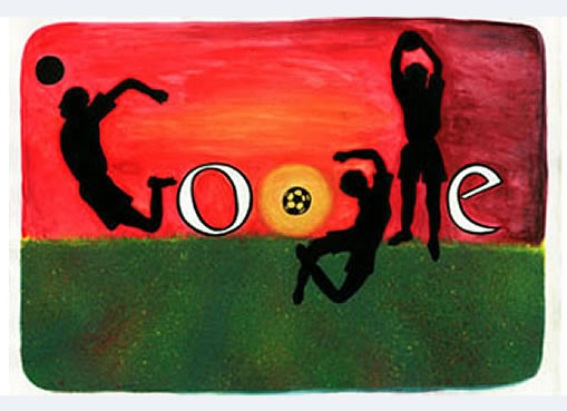 French girl won Google World Cup doodle contest
