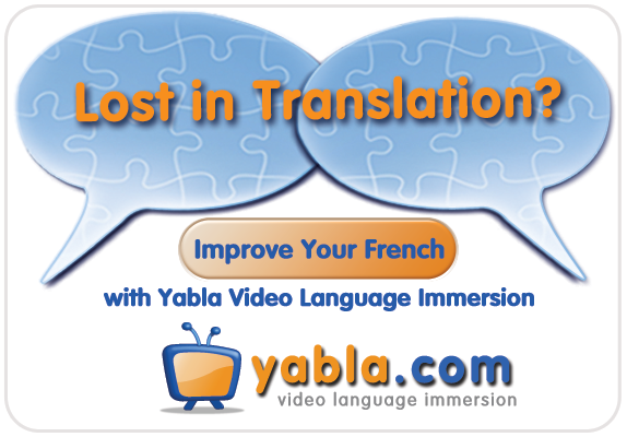 """Develop your ear"" with Yabla French ! [sponsored post]"