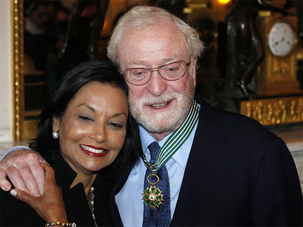 Michael Caine gets highest French Arts & Letters award