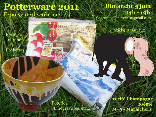 Potterware 2011 - Sunday, June 5 in Paris