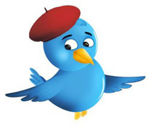 "Can you conjugate ""tweeter"" in French"