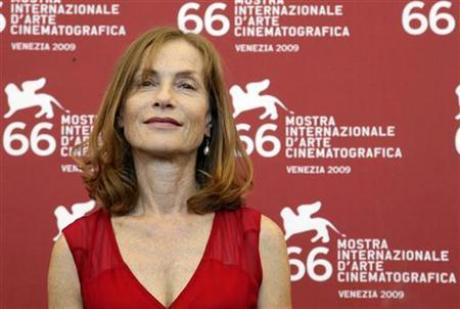 "Isabelle Huppert to star in ""White Material"""
