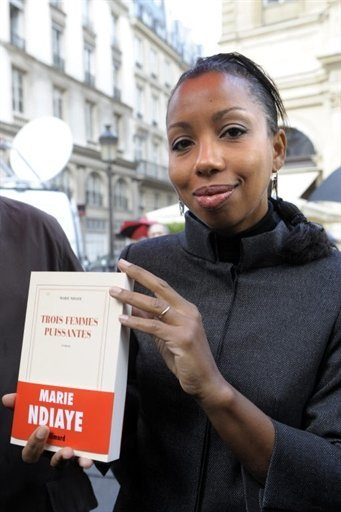 French-Senegalese woman wins Goncourt