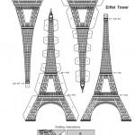 papereiffeltowers