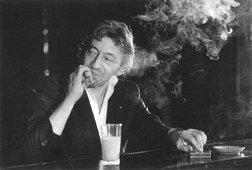 Gainsbourg&#039;s songs selling Guerlain, Dior perfumes...